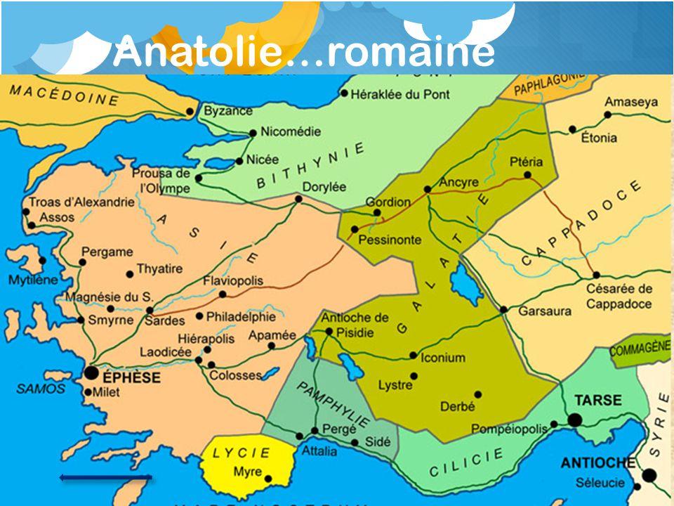 Anatolie…romaine