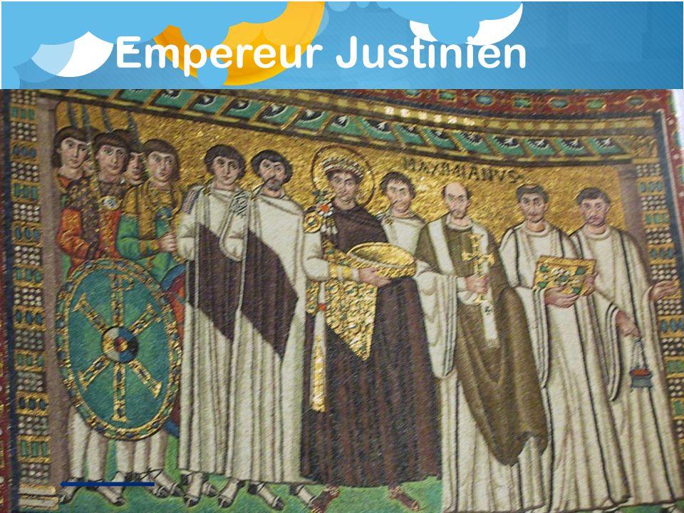 Empereur Justinien