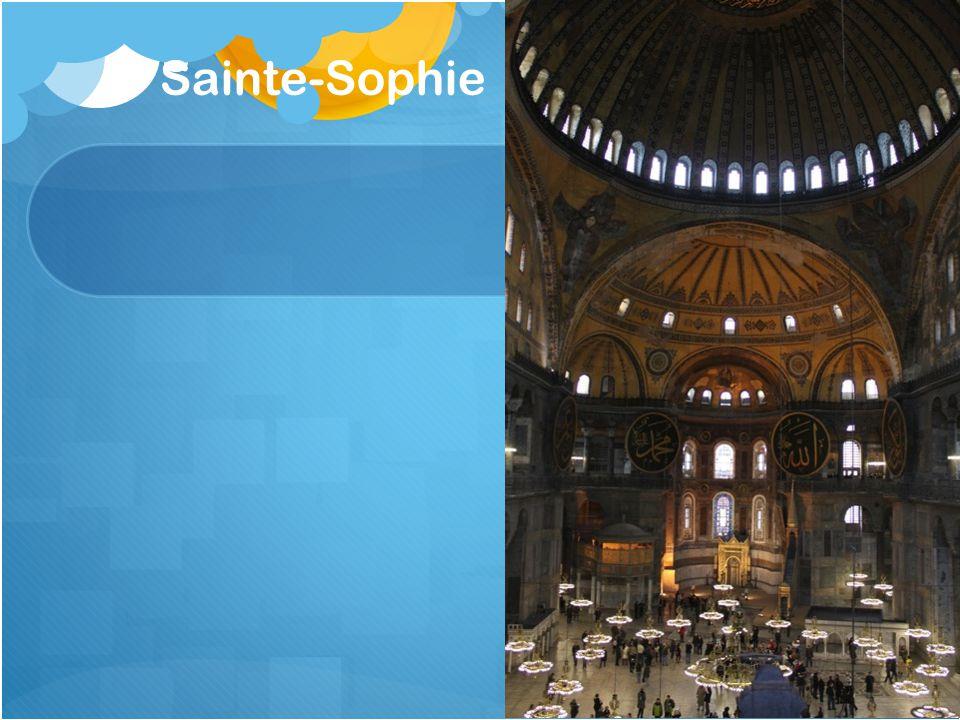 Sainte-Sophie