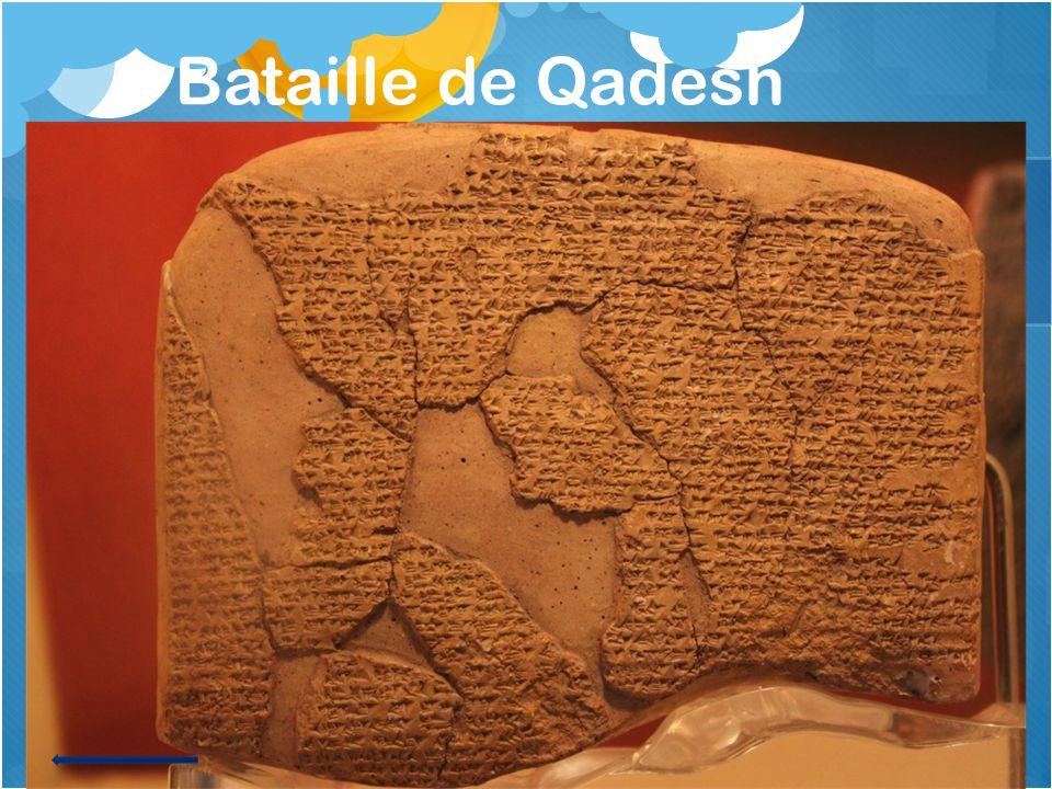 Traité de Qadesh