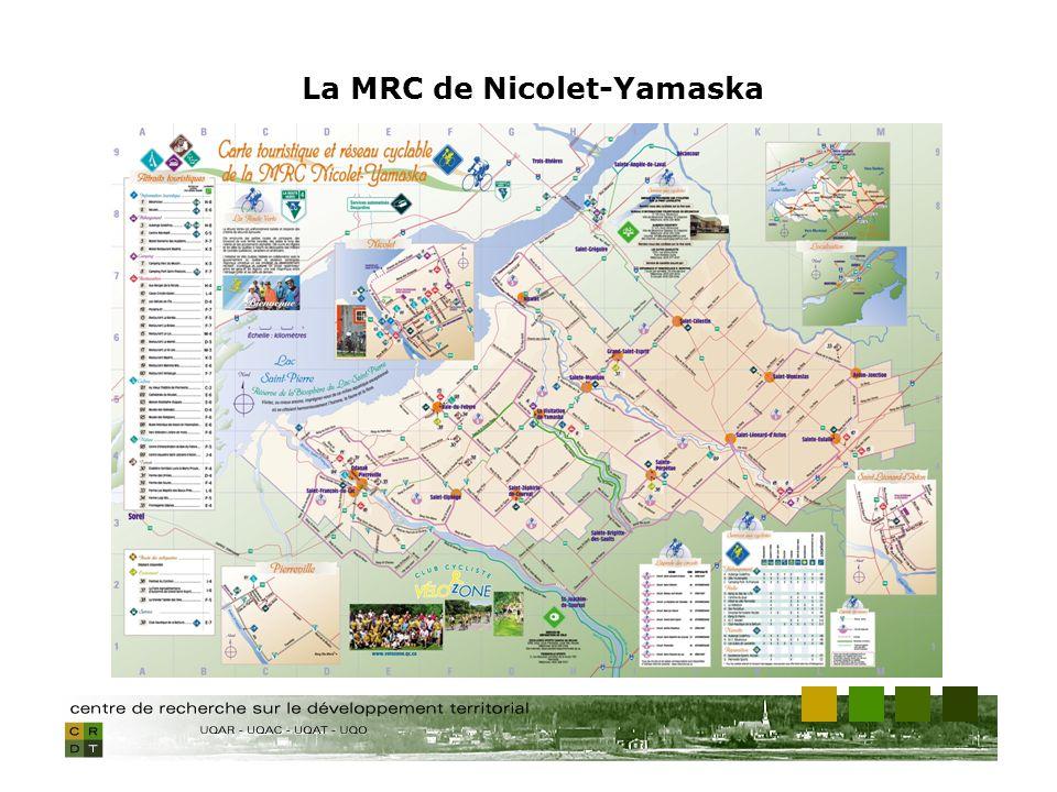 La MRC de Nicolet-Yamaska