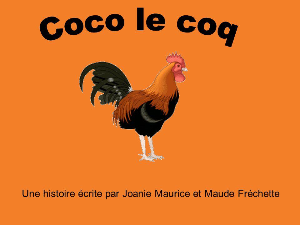 Pinky dit à la vache : « Pourquoi tu tamuses à rire comme ça de Coco.