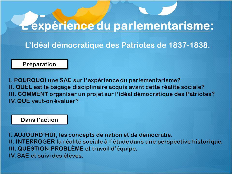 Progression des apprentissages en histoire et éducation à la citoyenneté (3 e secondaire) 3.