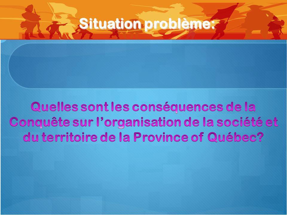 Et que se passe-t-il dans le Bas-Canada entre 1791 et 1848.