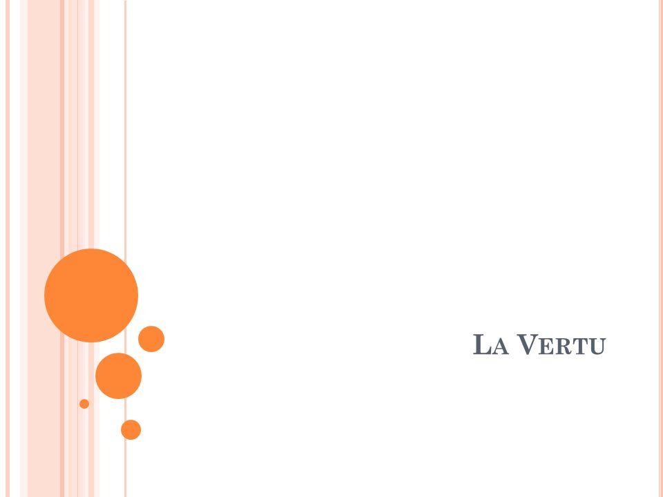 A F AIRE AUJOURD HUI Correction des questions au sujet de la vertu Remue-méninges et discussion – lamitié Lecture Note La vertu en action – clip vidéo et lecture