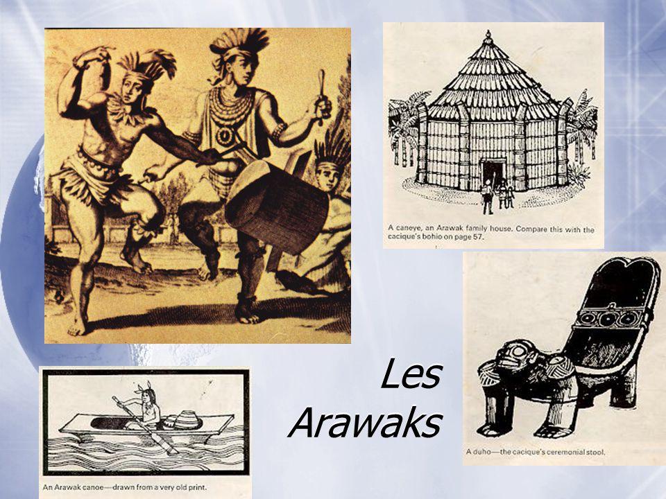 Les Arawaks