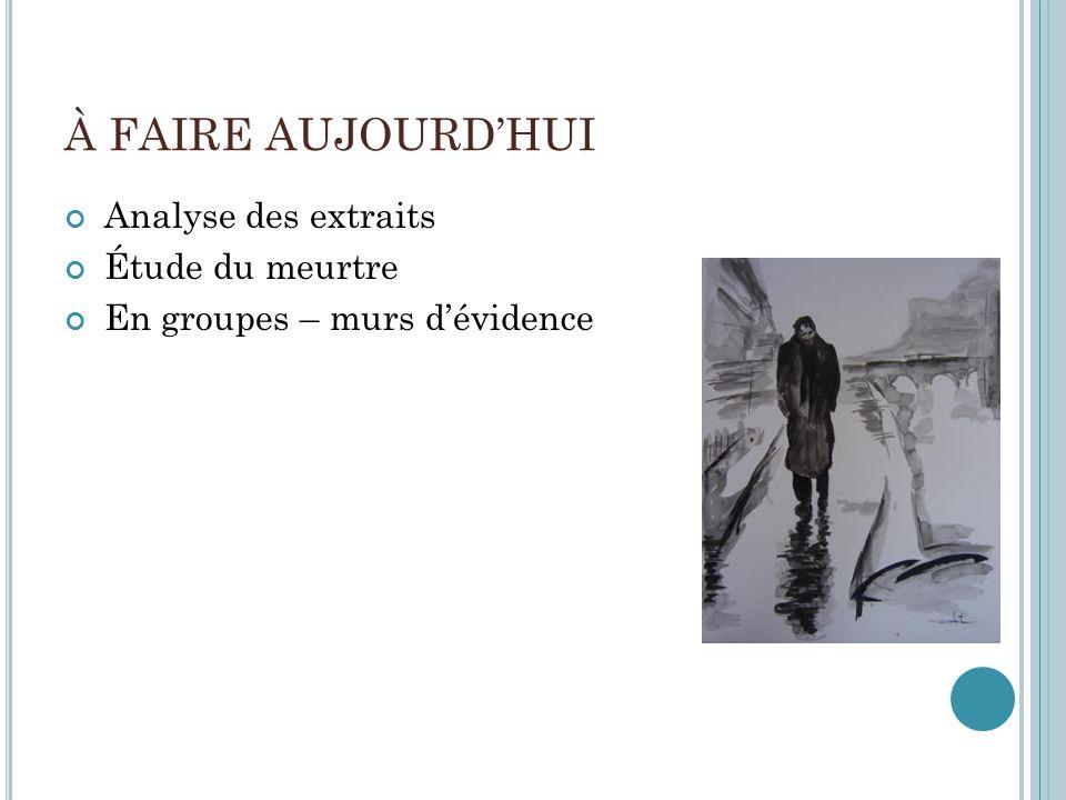 Étude du meurtre de lArabe The Stranger Long récit – Meursault raconte comment les circonstances indépendantes de ses volontés lont amené au meurtre Meursault est revenu vers la source parce quil avait trop chaud Il vit au niveau de son corps et donc au niveau de ses envies