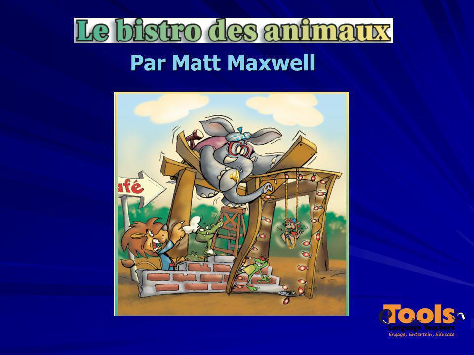 Par Matt Maxwell