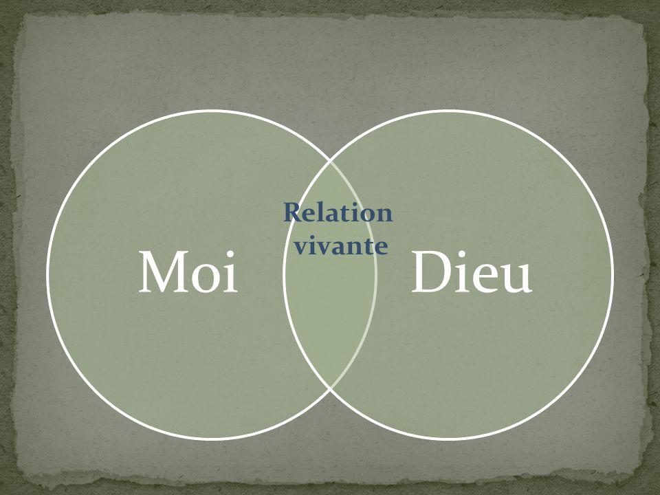 MoiDieu Relation vivante