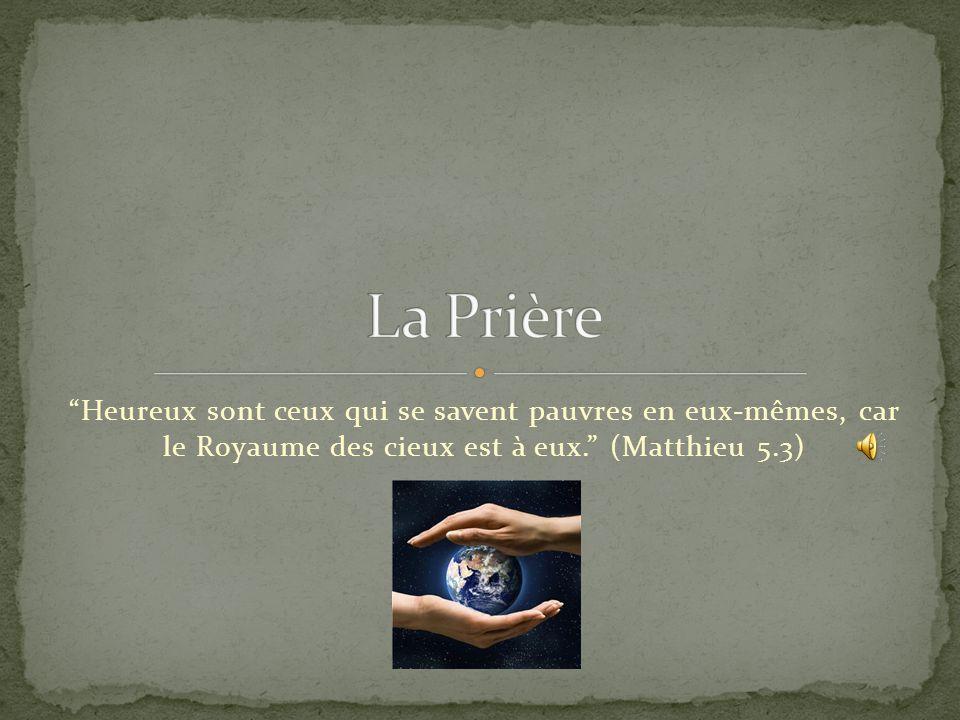 DIAL-B Demande Intercession Action de Grâces Louanges Adoration et bénédiction