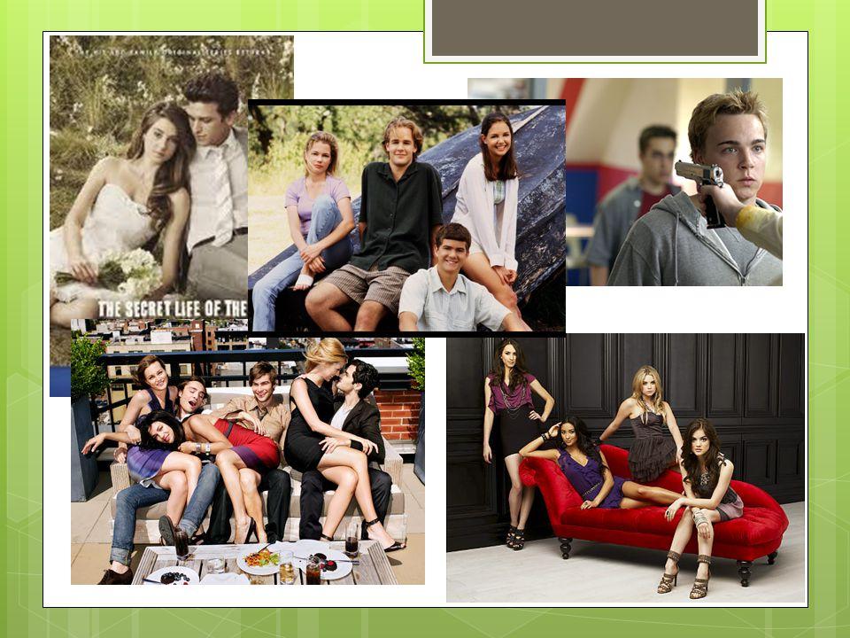 Les ados dans les médias Des études récentes constate que la plupart des histoires (émissions de télé, films, etc.) dépitent les ados comme enfants en