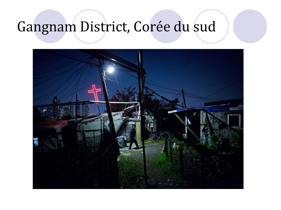 Gangnam District, Corée du sud