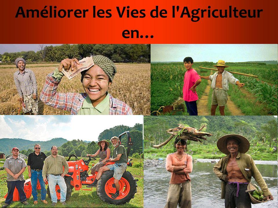 Améliorer les Vies de l'Agriculteur en…