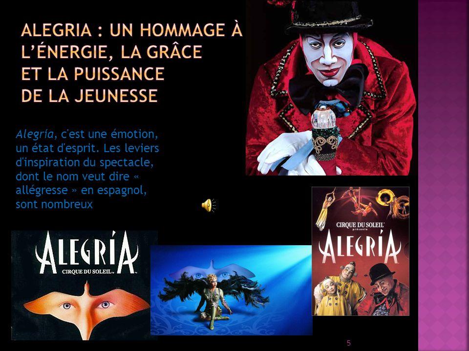 PLUS DE 200 VILLES VISITÉES Depuis 1984, les spectacles de tournée du Cirque du Soleil ont visité plus de deux cents villes dans le monde entier. Près