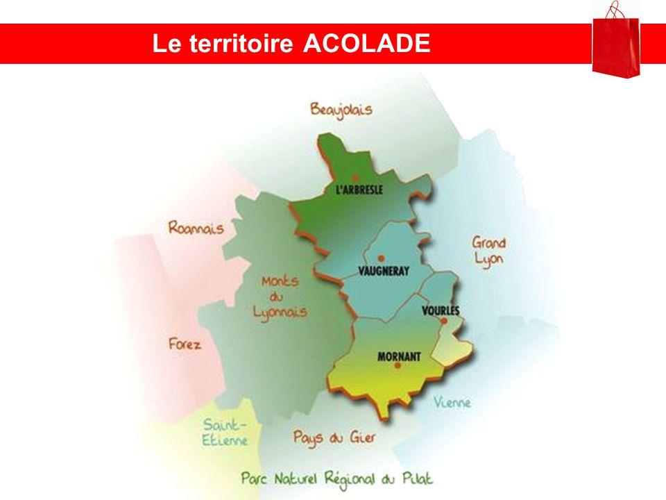 Le territoire ACOLADE