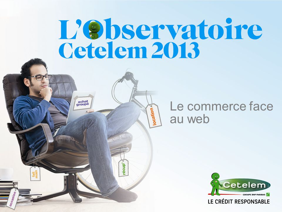 Le commerce face au web