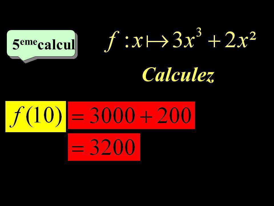 Calculez! –1–1 4 ème 4 ème calcul