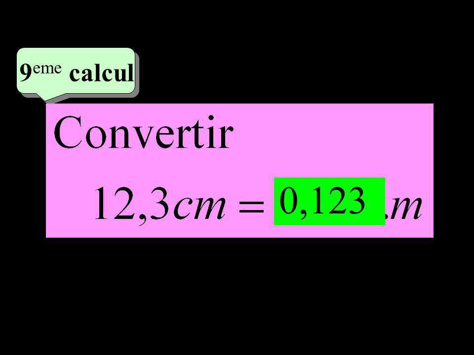 –1–1 5 eme calcul 5 eme calcul 9 eme calcul 0,123