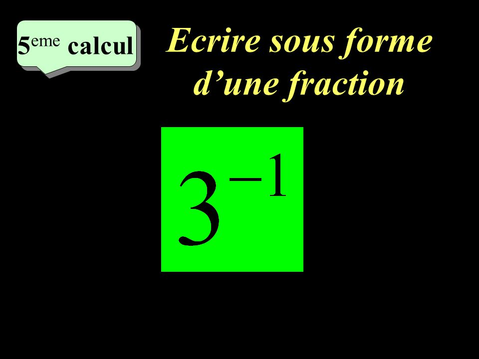 Calculer –1–1 4 eme calcul 4 eme calcul 4 eme calcul