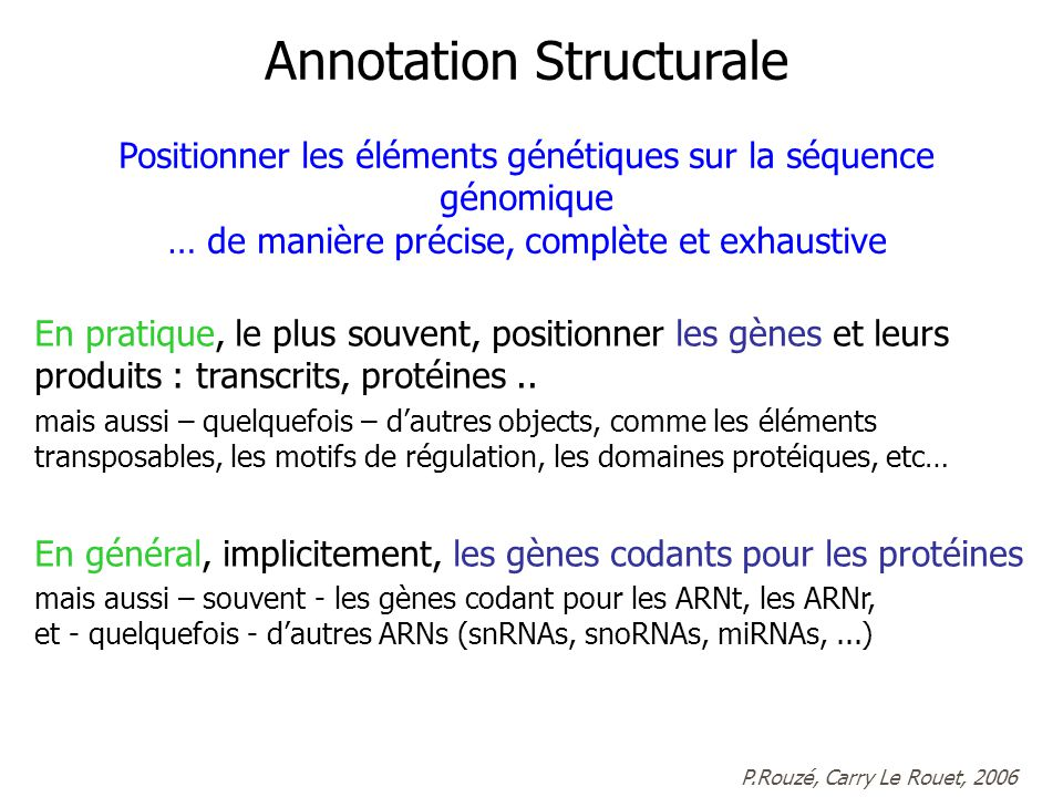 Récupérer coordonnées +/- 2000 bp pour inclure protéine complète + UTR + n° chr Attention au sens du gène NCBI : « Popular Ressources », « Genome » (à gauche) « Browse by organism groups » « Eukaryota » (au centre) Chercher « Arabidopsis thaliana », cliquer sur « M » Choisir le chromosome « Download/ViewSequence/Evidence » (à droite) remlpir le formulaire (coordordonnées : « from » « to »), « Save to Disk » Résultat : fichier du génomique en Fasta Vérifier que c est la bonne région (blastx) Récupération des séquences génomiques des paralogues