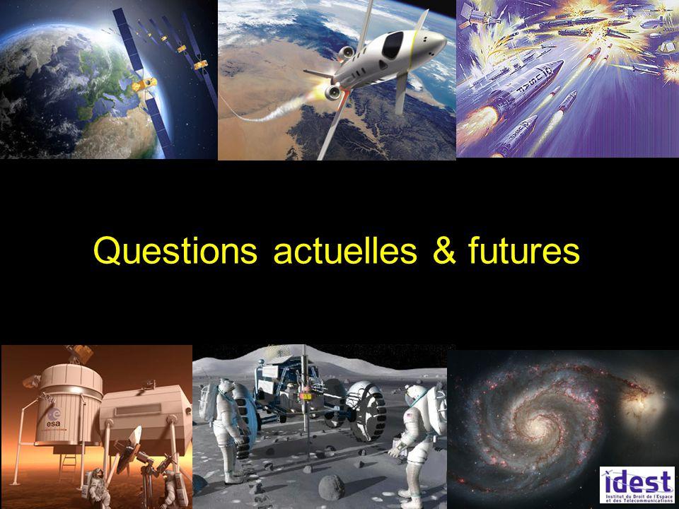 Questions actuelles & futures