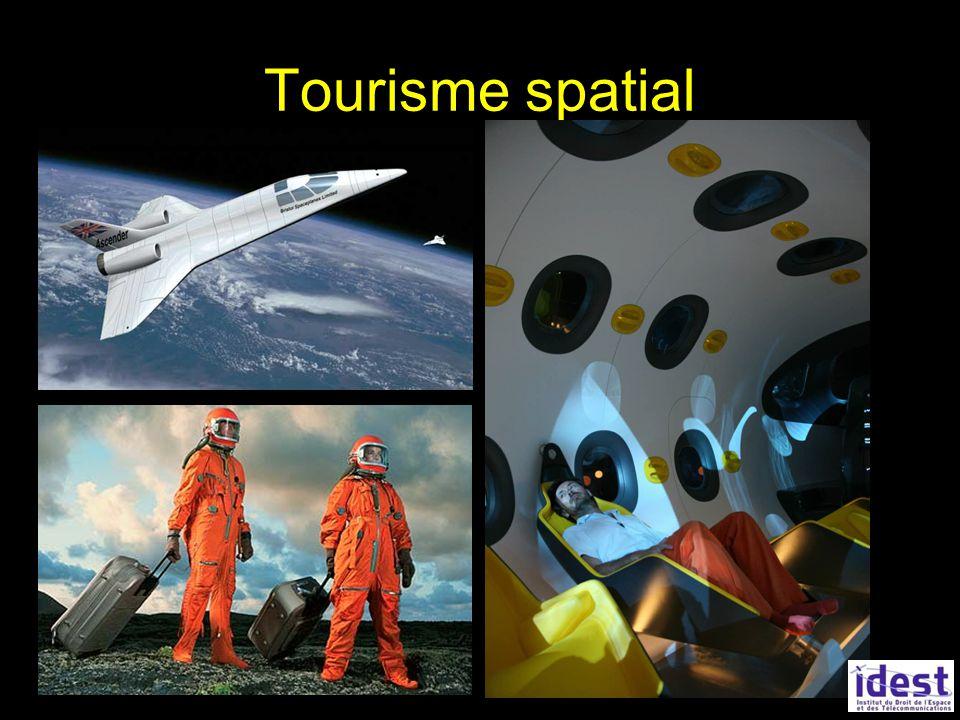 Tourisme spatial