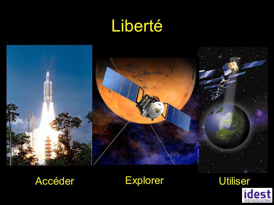Liberté Explorer AccéderUtiliser