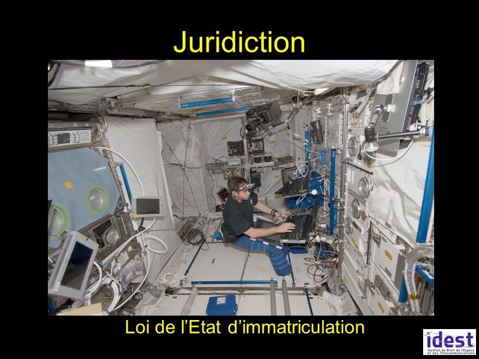 Juridiction Loi de lEtat dimmatriculation