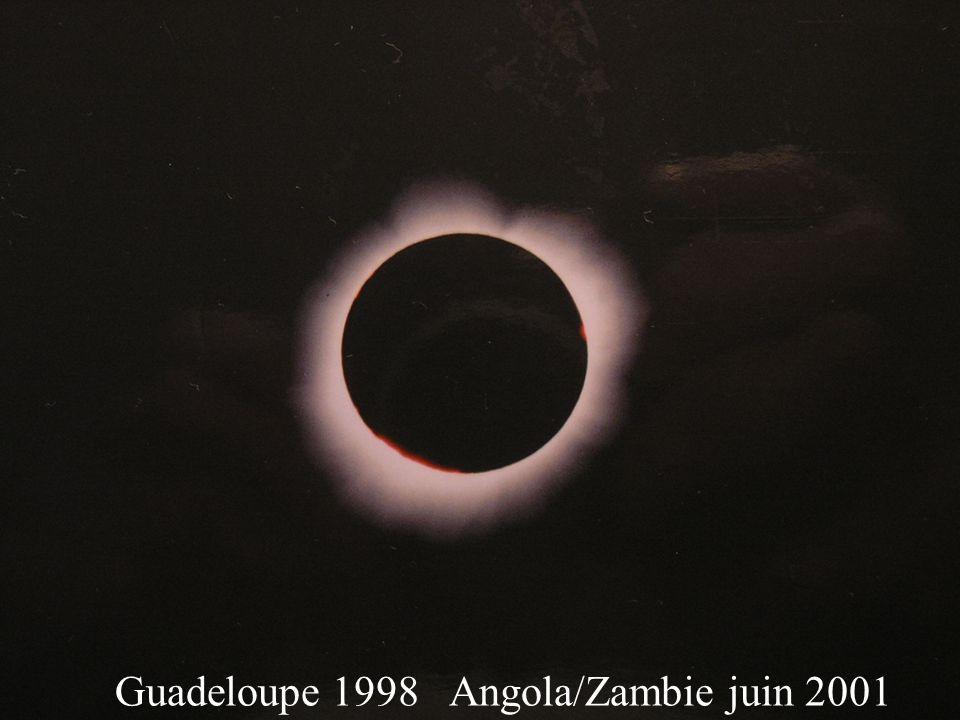 Guadeloupe 1998 Angola/Zambie juin 2001