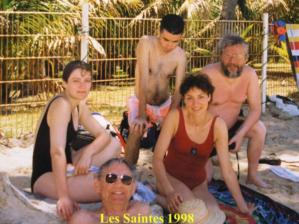 Les Saintes 1998