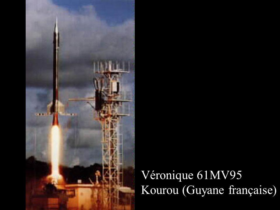Véronique 61MV95 Kourou (Guyane française)