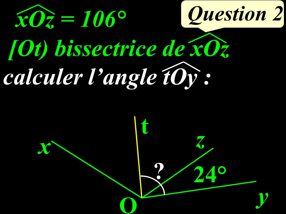 Question 1 Comparer : et 2323 11 18