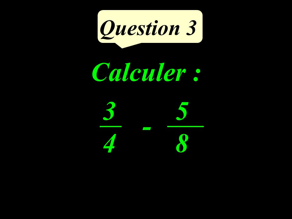 xOz = 106° [Ot) bissectrice de xOz calculer langle tOy : Question 2 O y z 24° t x ?