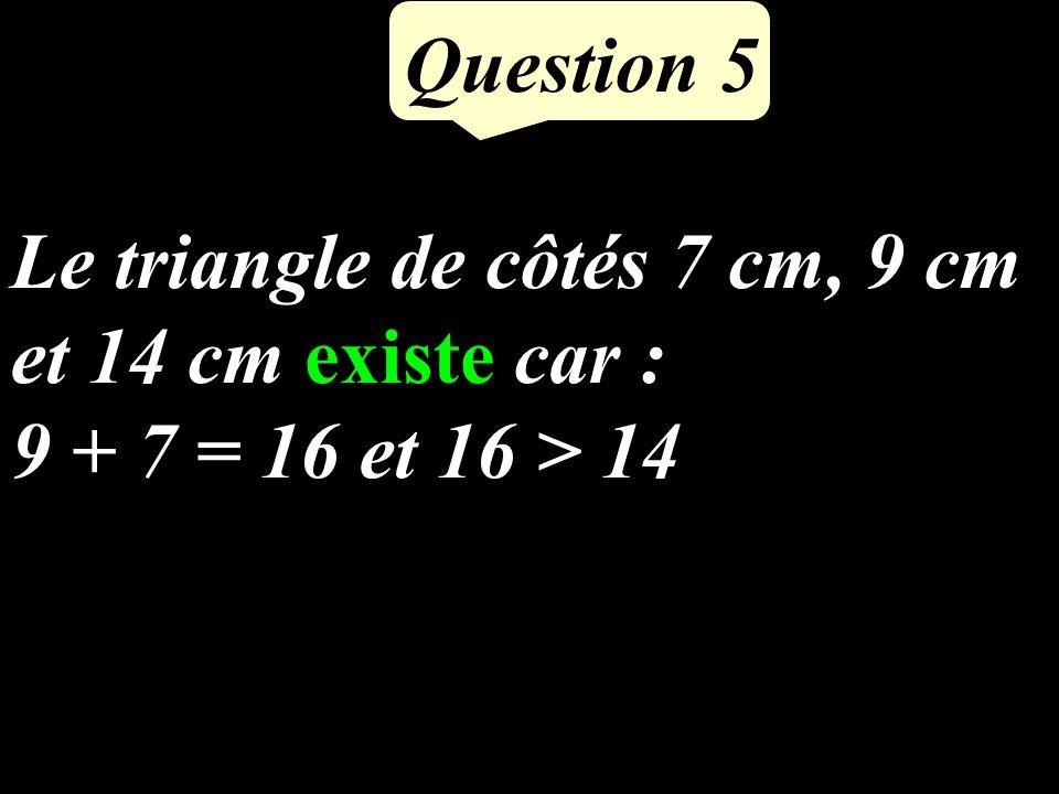 Ecriture mathématique du segment d extrémités E et F [EF] Question 4