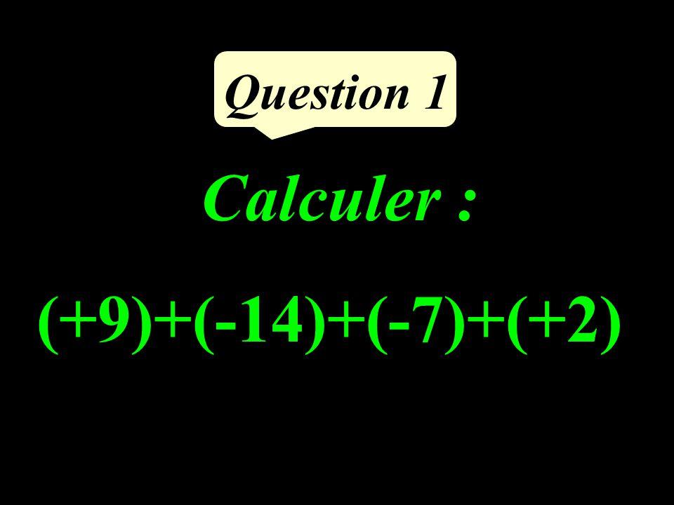 aire de ABC : Question 5 4343 ×= 15 4 15 3 = 5 A H CB BC =cm 4 15 3 4 5252 = 2,5cm²