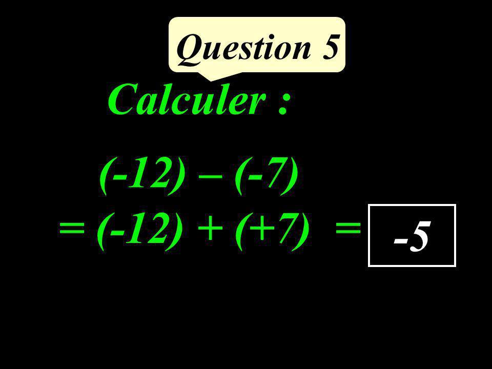 d et d sont-elles Question 4 32° 31° d d NON parallèles .