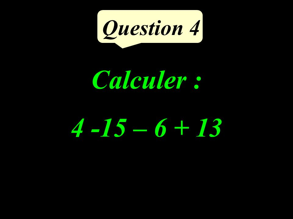 Je sais que : ABCD est un parallélogramme. Daprès la propriété : ? Jen déduis que : Question 3 Compléter : AB = CD et AD = BC.