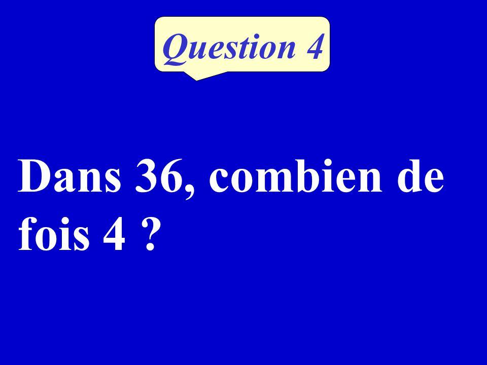 AB C D L M N P O Quel est le symétrique du triangle AOM par rapport à la droite (LN) ? Question 3