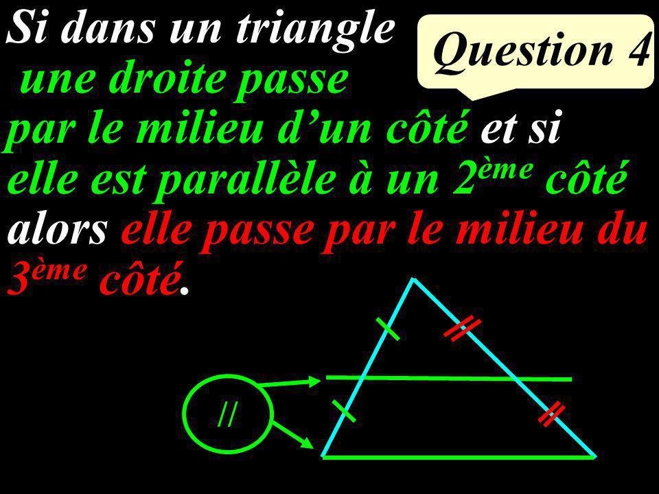 Question 3 Résoudre : x (4x - 5) = 0 Si A B = 0 alors A=0 ou B=0. x = 0ou4x - 5 = 0 4x = 5 x = 5454 Les solutions sont : 0 et 5454