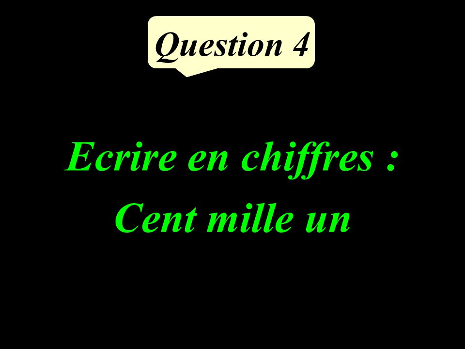 Question 3 Combien faut-il additionner à 17 pour obtenir 30 ?