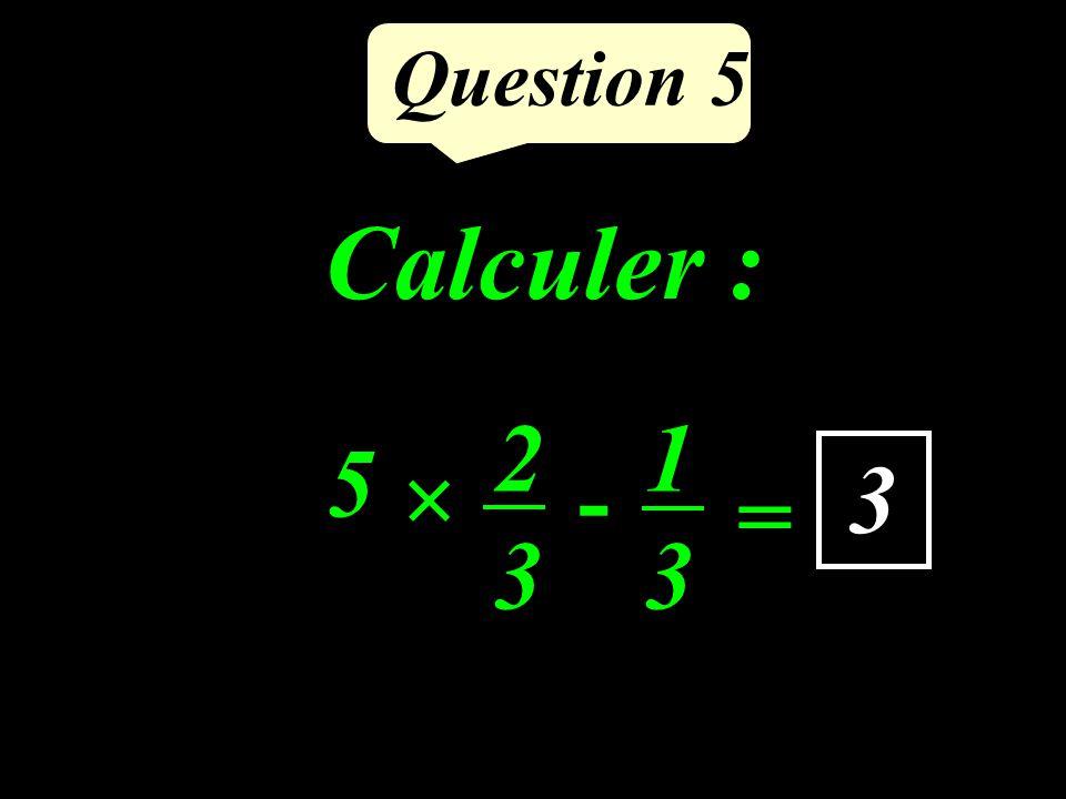 Question 4 Construire à main levée un patron de ce prisme droit. 6 cm 8 cm 10 cm 2 cm 2 108 6