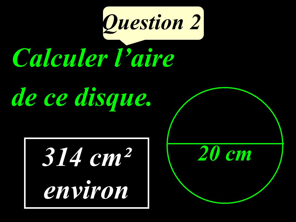 Question 1 Calculer : 2323 de 48 = 2323 x 48 = 32