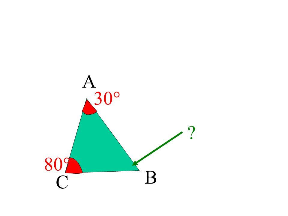 9 La somme des angles dun triangle est égale à B A C D E F G 180°.