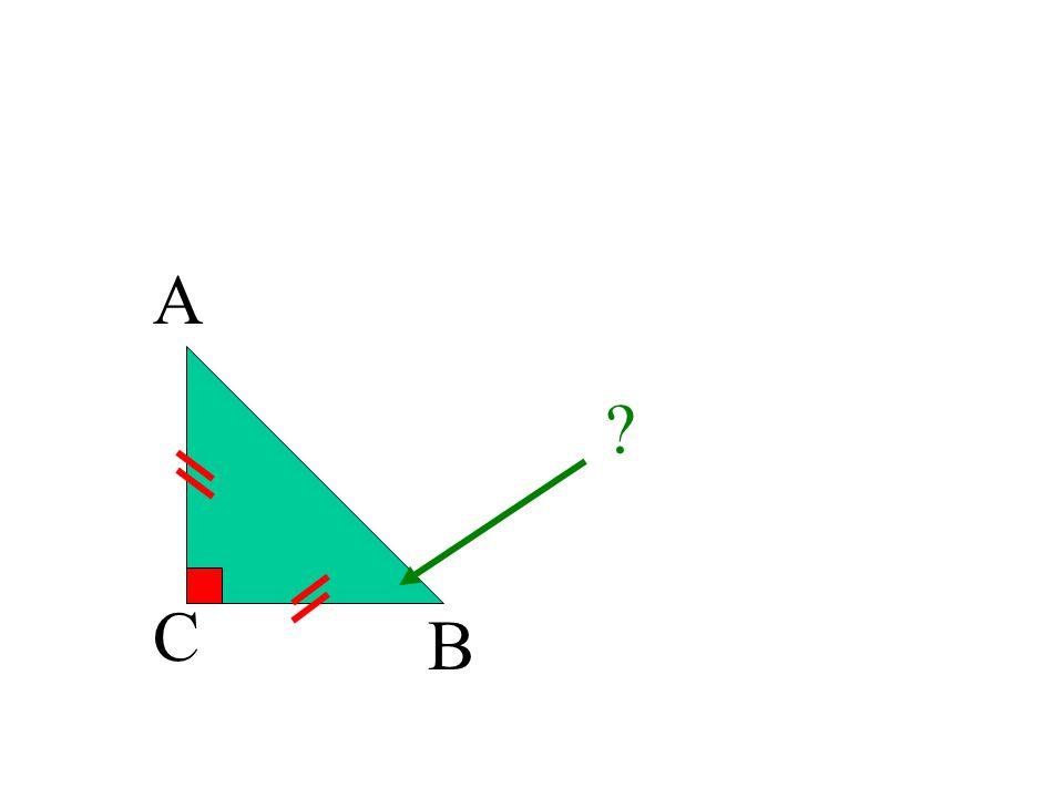 A C B 53° A et B sontcomplémentaires DoncA = 90° - 37°= 53°