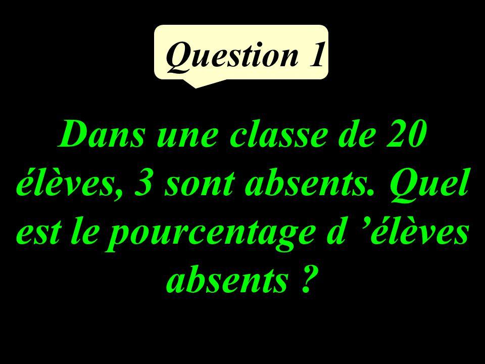 Calculer : Question 5 3 = 72 8 3 = 9 3