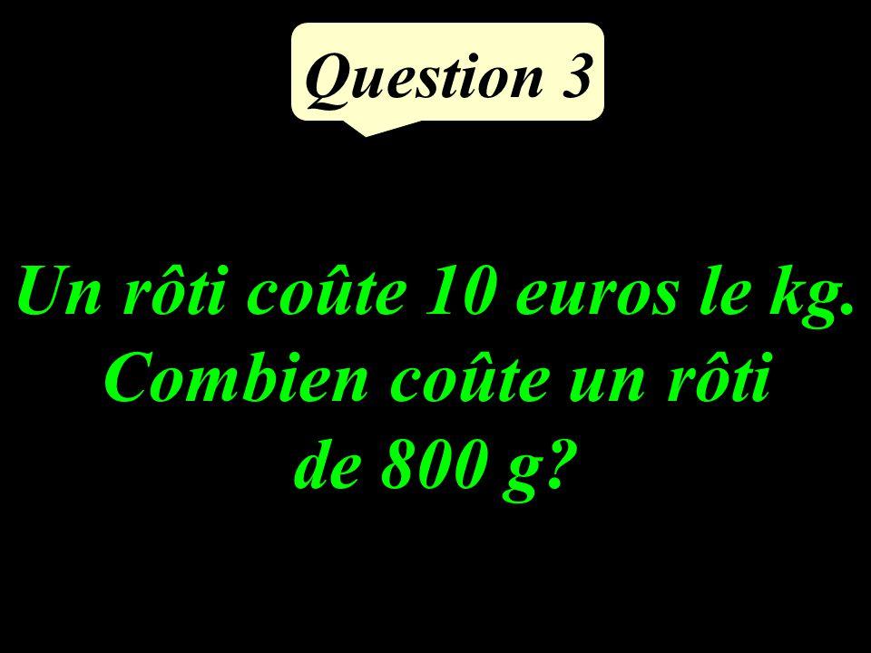 Question 2 Poser la division 12,5 : 9 (2 chiffres après la virgule)