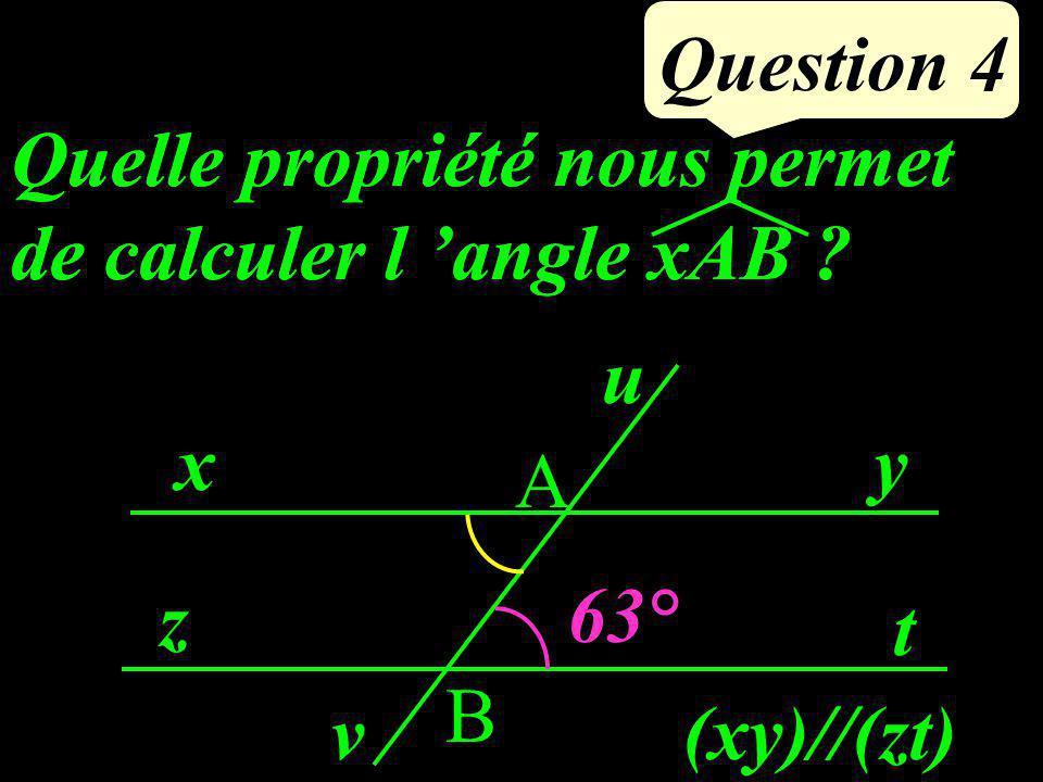 Question 3 Calculer : 4 21 5757 +