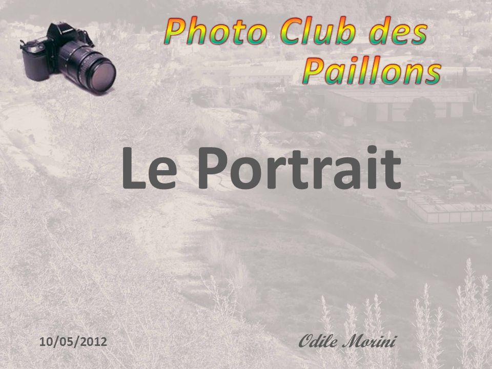 Le Portrait Odile Morini 10/05/2012