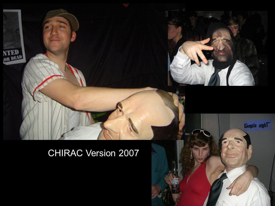 CHIRAC Version 2007