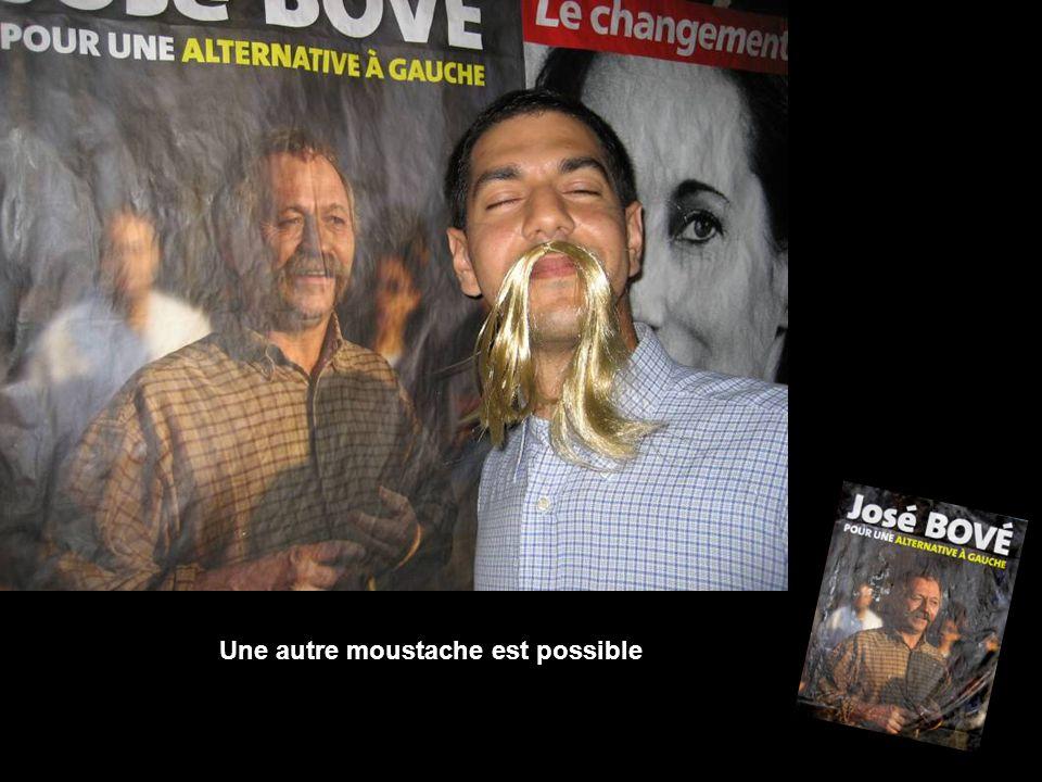 Une autre moustache est possible